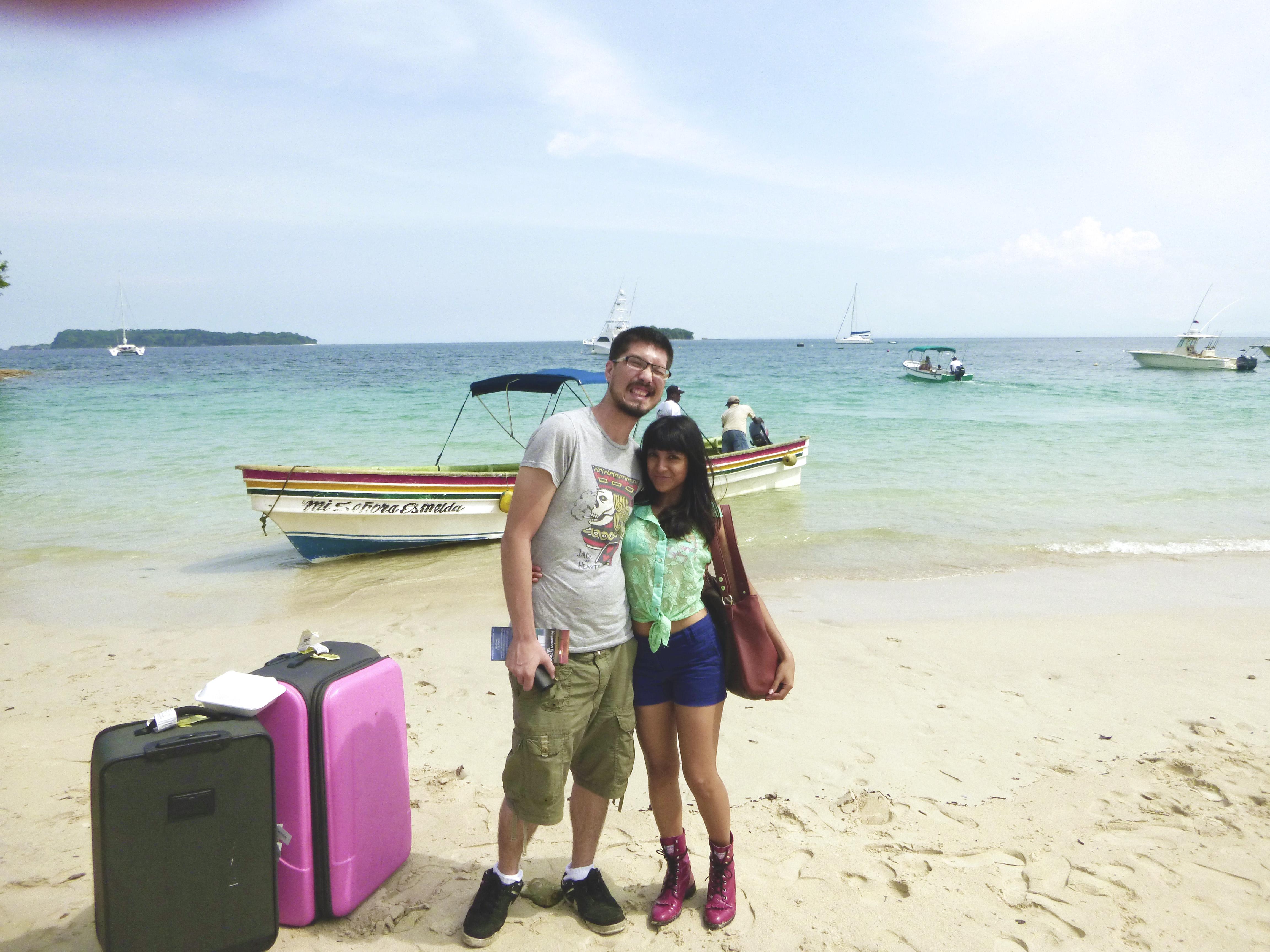 Mrs. and Mr. Muranaka
